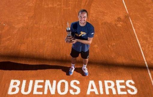 Рейтинг ATP: Долгополов вернулся в топ-50