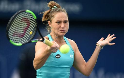 Дубай (WTA): Бондаренко пробилась в третий этап, не доиграв матч до конца