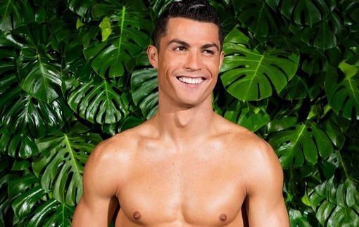 Роналду представил новую линейку нижнего белья
