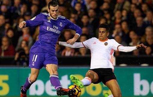 Примера: Реал сенсационно уступил Валенсии