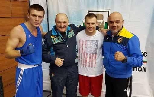 Бокс: Украина понесла первые потери на Кубке Странджа