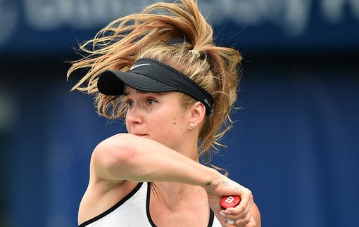 Свитолина прокомментировала выход в 1/2 финала турнира в Дубае