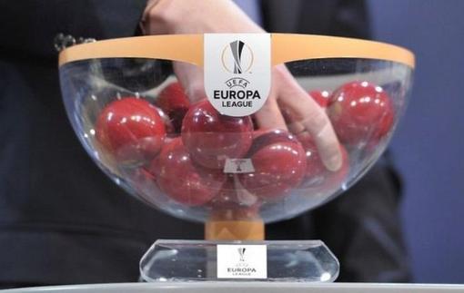 Жеребьевка Лиги Европы: как это было
