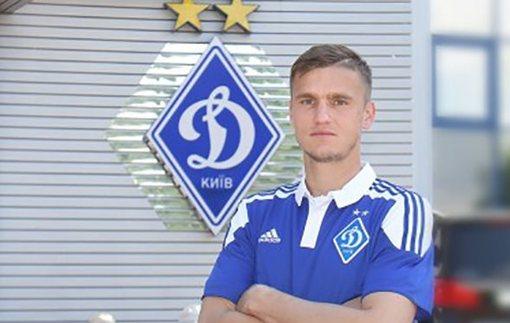 Гладкий сменил номер в Динамо после критики Милевского