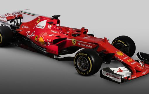 Технические характеристики Ferrari SF70H