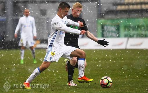 Заря – Динамо 1:2 Видео голов и обзор матча чемпионата Украины