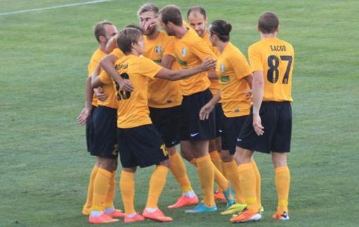 Александрия – Волынь 6:0 Видео голов и обзор матча чемпионата Украины