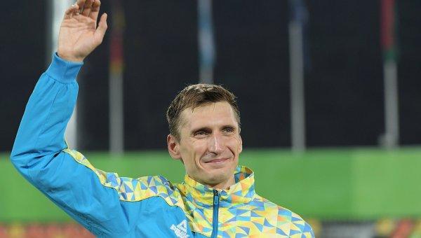 Пятиборье: Украинец Тимощенко завоевал серебро на этапе Кубка мира