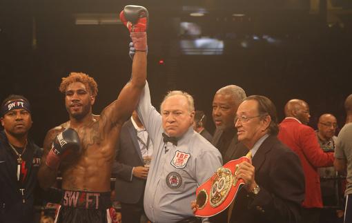 Боксерский уикэнд: Бризил и Угонох устроили яркую драку, Хард стал чемпионом