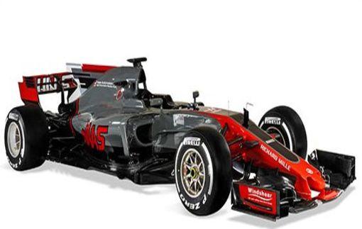 Представлена новая машина Haas VF17
