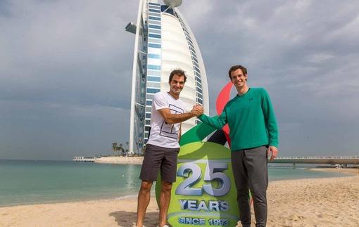 Дубай (ATP): Расписание и результаты матчей