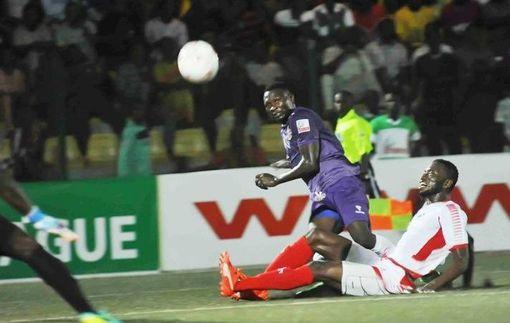Красивый гол в Нигерии, который в декабре может быть признан лучшим в году