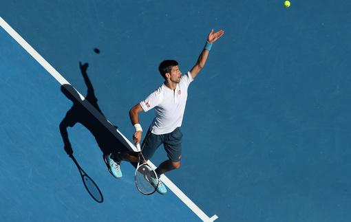 Джокович: Меня не перестает удивлять Федерер