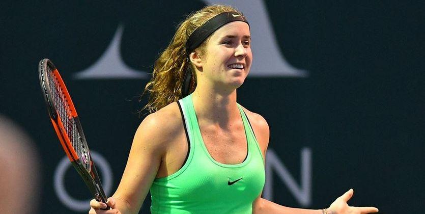 Свитолина продлила свою победную серию на турнире в Куала-Лумпур