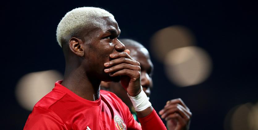 НаПогба напали фанаты «Манчестер Юнайтед»