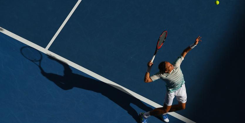 Долгополов благополучно стартовал напервом Мастерсе сезона— Теннис