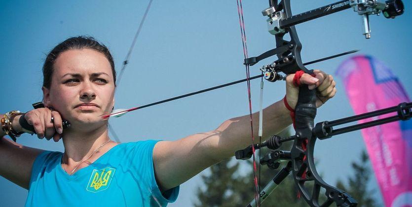 Украинка разгромила россиянку вфинале чемпионата Европы пострельбе излука