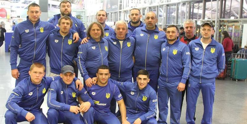 Сборная Российской Федерации  погреко-римской борьбе завоевала Кубок мира