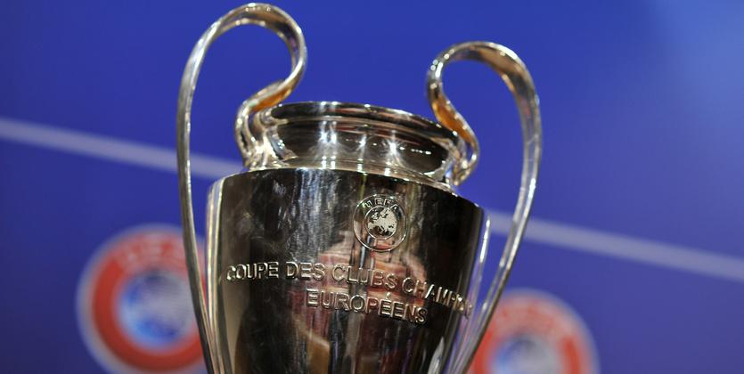Названы четвертьфинальные пары Лиги чемпионов