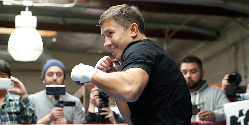 «Бой сКонором Макгрегором? Ябоксер, ноне шоумен»— Геннадий Головкин