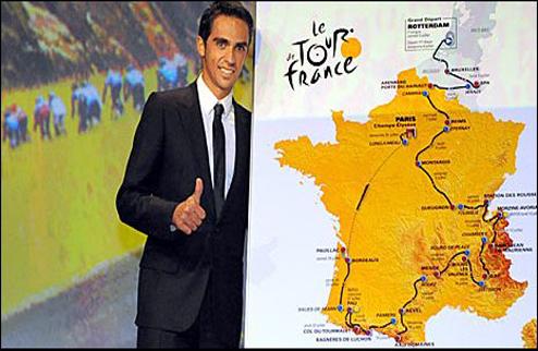 Tour de France-2010: маршрут представлен