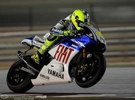 MotoGP: первая практика в Австралии, Росси - первый!
