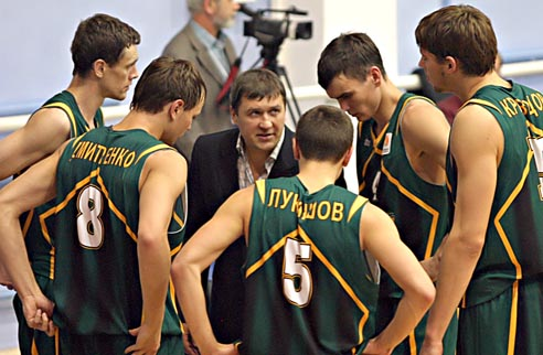 БК Киев снова уступает
