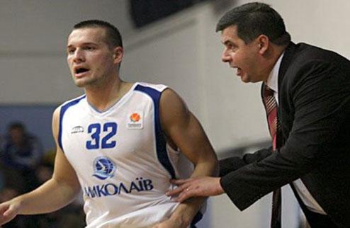 МБК Николаев: Берестнев возращается на пост главного