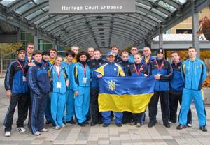 Украинские мастера ушу завоевали две медали на Чемпионате мира