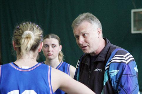 Рыжов: Эволюцию украинского женского баскетбола не остановить