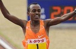Легкая атлетика. Эфиоп побеждает на японском марафоне