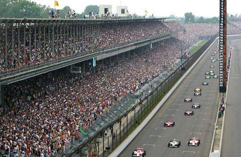 Легендарные гонки: Инди-500