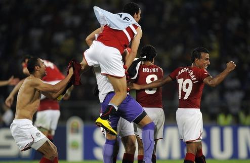 Египет — чемпион Африки