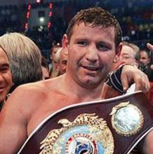 """Ибрагимов: """"Вернусь на ринг только ради реванша с Кличко"""""""