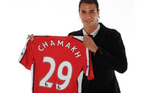 Официально: Шамах стал игроком Арсенала