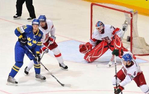 ЧМ. Чехия вырывает победу у Швеции и выходит в финал!
