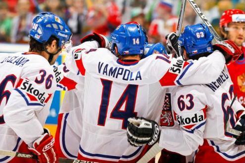 Чехия - чемпионы мира по хоккею!