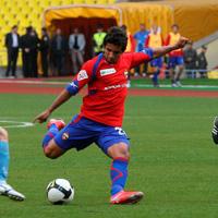 Гильерме хотел бы продолжить карьеру в ЦСКА