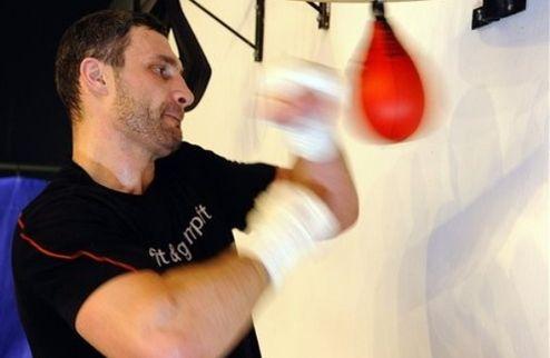 "Виталий Кличко: ""Думаю, Валуев просто не хотел выходить против меня на ринг"""