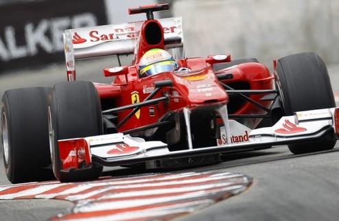 Феррари готовится к 800-му Гран-при в истории