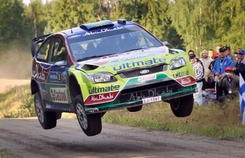 WRC. Ралли Португалии. День 1. Ожье лидирует