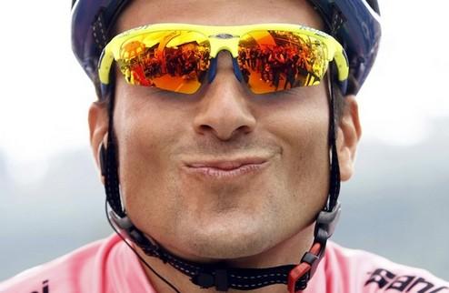 Джиро д'Италия. Швейцарец выстоял на тяжеленном этапе