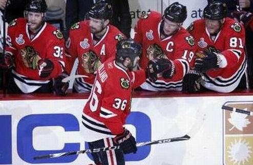 НХЛ. Финальная серия начинается с победы Чикаго
