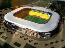 Черноморец нашел инвестора для стадиона