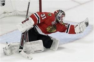 Ниеми признан первой звездой дня НХЛ