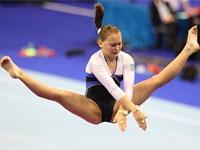Наталья Кононенко – лучшая спортсменка мая
