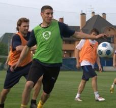 Киевский Арсенал приступил к тренировкам