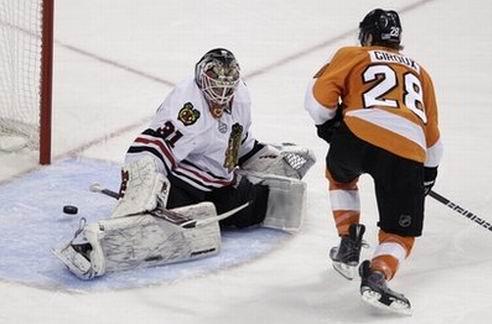 НХЛ. Филадельфия побеждает в овертайме