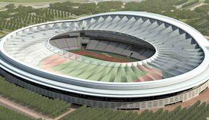Атлетико предложит свой новый стадион для финала ЛЧ-2013