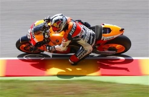 MotoGP. Гран-при Италии. Педроса стартует с поула